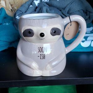 Sloth coffee mug